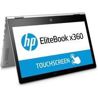HP EliteBook x360 1030 G2 Convertible Laptop, Intel Core i5-7200U 2.5 GHz, 8GB RAM, 256GB SSD, 13.3 Full HD, No-DVD, Intel HD, W