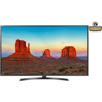 "LG 55UK6400 55"" Smart 4K UHD TV"