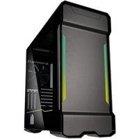 Phanteks Enthoo Evolv X Digital Midi Tower Glass Gaming Case - Gunmetal Grey
