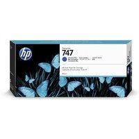 HP 747 Chromatic Blue OriginalDesignjet Ink Cartridge - Standard Yield 300ml - P2V85A