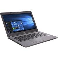 "HP 240 G6 Laptop, Intel Core i5-7200U 2.5GHz, 8GB DDR4, 1TB HDD, 14"" LED, No-DVD, Intel HD, Windows 10 Home"