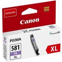 Canon Ink/CLI-581XL Cartridge, Photo Blue - 2053C004