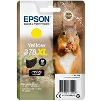 Image of Epson 378XL Yellow Photo HD Inkjet Cartridge