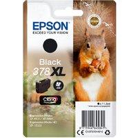 Image of Epson 378XL Black Photo HD Inkjet Cartridge