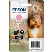 Image of Epson 378XL Light Magenta High Capacity Inkjet Cartridge