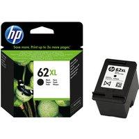 HP Ink/62XL Black Cartridge