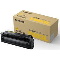 SamsungCLT-Y603L Yellow OriginalToner Cartridge - High Yield 10000 Pages - SU557A