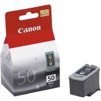Image of Canon PG-50 Black High Yield Inkjet Cartridge