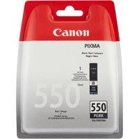 Image of Canon PGI-550 PGBK Pigment Black Ink Cartridge