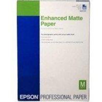 Epson Enhanced Matte Paper A3+ 192gsm 100 Sheets