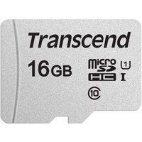 'Transcend 16gb Uhs-i U1 Micro Sd Card