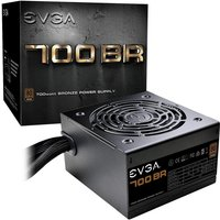 EVGA 100-BR-0700-K3 700 BR, 80+ Bronze 700W, Power Supply