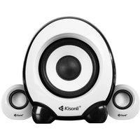 2.1 PC Speaker System White