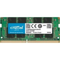 Crucial 4GB DDR4-2400 SODIMM Laptop Memory