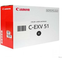 Canon 0481C002 C-EXV51 Black Toner Cartridge