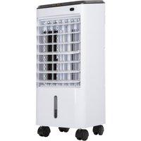 Vida 65W 3.5L Water Tank Evaporative Air Cooler Fan Portable Fan Humidifier with Remote Control