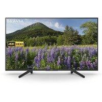 """Sony KD49XF7002BU 49"""" 4K Ultra HD Smart LED TV"""