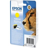 Image of Epson Singlepack Yellow T0714