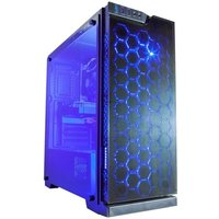 Punch Technology Core i5 Gaming Desktop PC, Intel Core i5-9400F, 8GB DDR4, 480GB SSD, 1TB HDD, NVIDIA GTX1060 3GB, Wi-Fi, Windows 10 Home