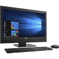 Dell Optiplex 7460 AIO Desktop PC, Intel Core i5-8500 3GHz, 8GB DDR4, 256GB SSD, 23.8andquot; Full HD Non-Touch, Intel UHD, Windows 10 Pro