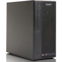 Zoostorm SFF Desktop PC, Intel Core i5-9400F 2.9GHz, 16GB DDR4, 480GB SSD, No-DVD, NVIDIA GT 710 1GB, No Operating System