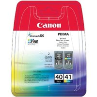 Canon PG-40/CL-41 Multipack Ink Cartridge