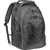 Wenger Ibex 17 Backpack Black Ballstic
