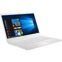 ASUS E406SA Laptop, Intel Celeron N3000 1.04GHz, 4GB RAM, 64GB eMMC, 14 LED, No-DVD, Intel HD, WIFI, Windows 10 S - Pearl White