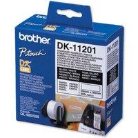 Brother DK-11201 Standard Die Cut Label