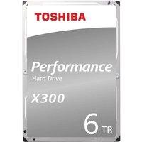 Toshiba X300 Hard Drive 6TB SATA 6Gb/ s