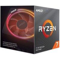 AMD Ryzen 7 3700X AM4 CPU/ Processor with Wraith Prism RGB Cooler