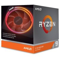 AMD Ryzen 9 3900X AM4 CPU/ Processor with Wraith Prism RGB Cooler