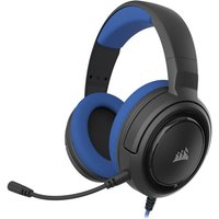 Corsair HS35 Blue Stereo PC/Console Gaming Headset