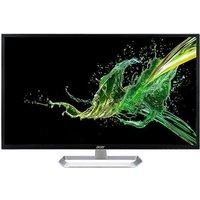 "Acer EB321HQU 31.5"" WQHD IPS Monitor - Black"