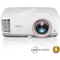 BenQ TH671ST DLP 1080p Projector for Gaming with Low Input Lag and 3200 ANSI Lumens High Brightness