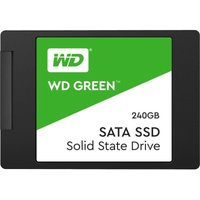 WD Green SSD 240GB 2.5 7mm SATA Gen 3