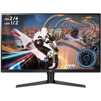 """LG 32GK650F-B 32"""" QHD 144Hz Gaming Monitor"""