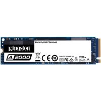 Kingston 250GB A2000 M2 NVMe SSD