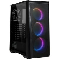 EG CD48 RGB ATX Tempered Glass Gaming Case