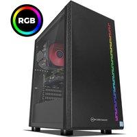 PC Specialist Nexus ST 1660 Gaming PC Intel Core i5-9400F 2.90GHz 8GB DDR4 1TB HDD 256GB SSD No-DVD NVIDIA GTX 1660 6GB WIFI