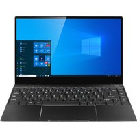 Coda Spirit 13.3 32GB Laptop, Intel Celeron N3350 1.1GHz, 4GB LPDDR4, 32GB eMMC, 13.3andquot; Full HD IPS, No-DVD, Intel HD, WIFI, Bluetooth, Windows 10 Home 64bit