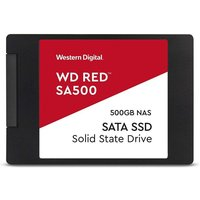 WD RED 500GB SA500 NAS 2.5 SATA SSD