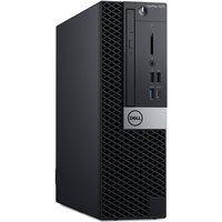 Dell Optiplex 7070 SFF Desktop PC, Intel Core i5-9500 3GHz, 8GB DDR4, 256GB SSD, DVDRW, Intel UHD, Windows 10 Pro
