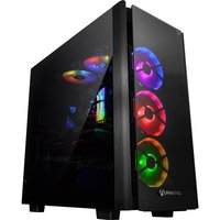 AlphaSync Gaming Desktop PC, AMD Ryzen 9 3950X, 64GB 3000MHz DDR4, 4TB HDD, 1TB SSD, ASUS ROG STRIX RTX 2080Ti 11GB, WIFI, Windows 10 Home, H100i Cooler