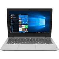 Lenovo IdeaPad Slim AMD A4 4GB 64GB 11.6andquot; Win10 Home Laptop - Grey