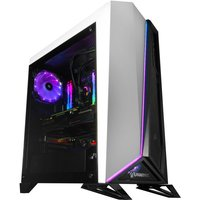 AlphaSync Gaming Desktop PC, Intel Core i9-10900X, 64GB 3000MHz, 4TB Barracuda HDD, 1TB Firecuda SSD, STRIX RTX 2080Ti 11GB, WIFI, H100i, Windows 10 Home