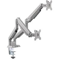 "'Xenta Double Aluminium Swiveling Monitor Arm For 17-32"" Screens"