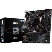 MSI B365M PRO-VH 1151 DDR4 mATX Motherboard