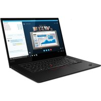 Lenovo ThinkPad X1 Extreme (2nd Gen) Core i7 16GB 512GB SSD GTX 1650 15.6andquot; Win10 Pro Laptop