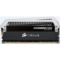 Corsair 16GB (2x8GB) DDR3 1600MHz 16GB 2 x 8GB DIMM DOMINATOR Platinum Memory Kit (9-9-9-24) 1.5V